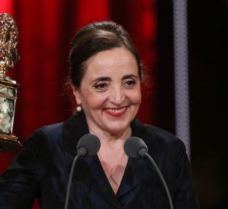 Dominique Blanc, Molière 2016 de la comédienne (théâtre...
