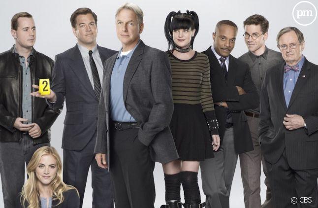 """""""NCIS"""" reste la série la plus suivie aux Etats-Unis"""