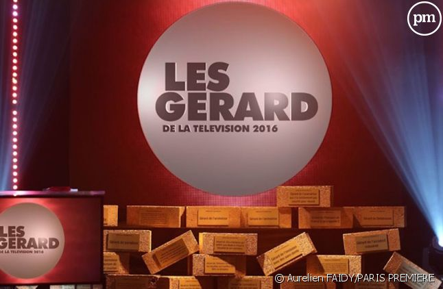 Les nommés aux Gérards de la télévision 2016