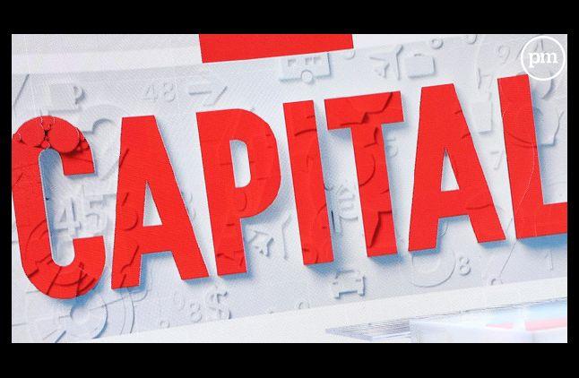 """Un inconnu à la tête de """"Capital"""" sur M6."""