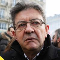 Jean-Luc Mélenchon menace de planter