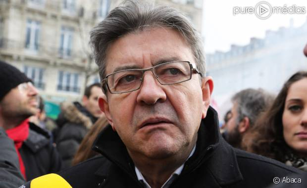 actu jean melenchon menace planter paroles actes soir