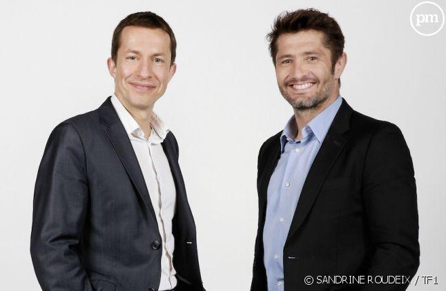 Combien de téléspectateurs pour le premier match de Grégoire Margotton sur TF1 ?