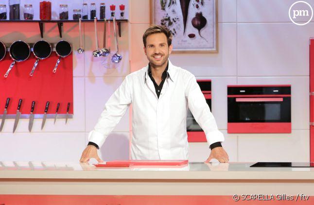 """Christophe Michalak dans """"Dans la peau d'un chef"""""""