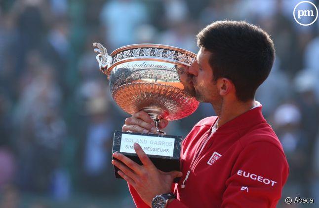 Novak Djokovic a remporté hier son premier Roland-Garros