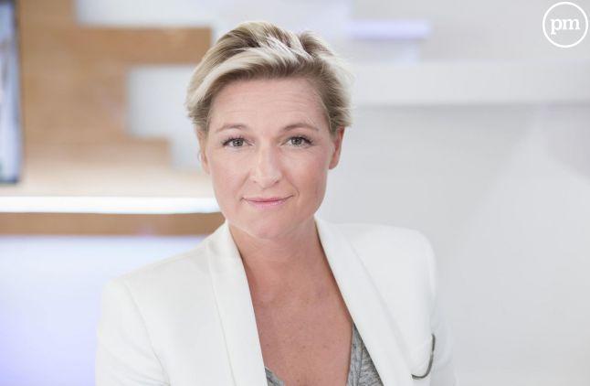 Anne-Elisabeth Lemoine, France 5.