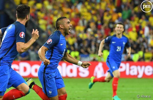 Dimitri Payet a sauvé les Bleus lors du premier match de l'Euro 2016