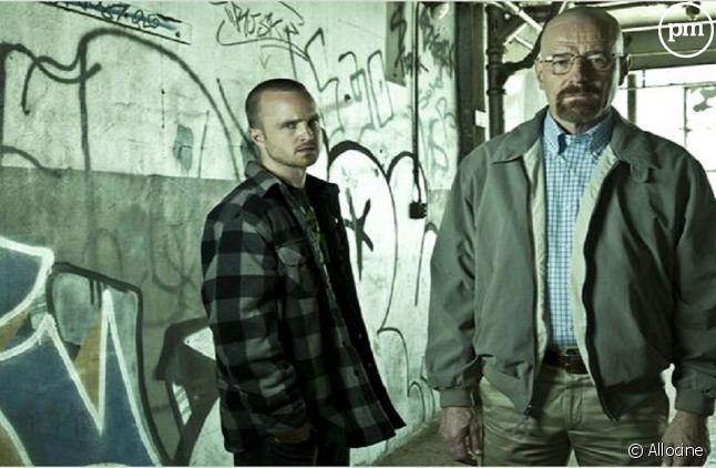 """""""Breaking Bad"""" série la plus """"dévorée"""" selon Netflix"""