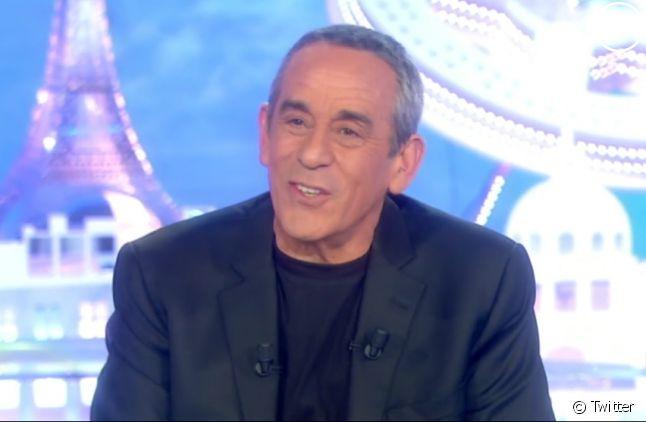 """Thierry Ardisson dans """"Salut les Terriens !"""""""