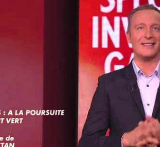 'Spécial Investigation', Canal+.