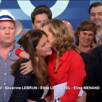 Guilaine Chenu et Françoise Joly font des adieux émus à