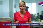 """""""Com'On"""", la nouvelle chronique politique de Laetitia Krupa"""