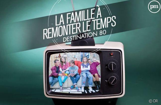 """""""La Famille à remonter le temps"""""""