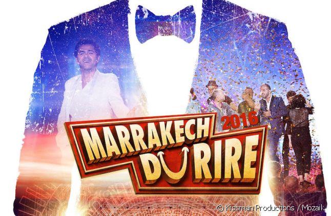 """""""Jamel et ses amis au Marrakech du rire 2016""""."""