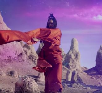 Le clip 'Sledgehammer' de Rihanna