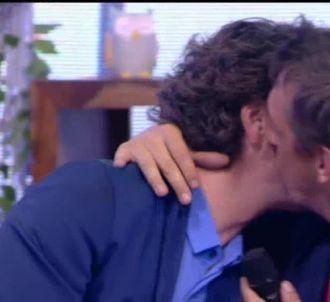 Stéphane Bern en larmes
