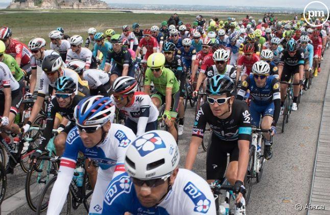 Lancement du Tour de France 2016 hier sur France Télévisions