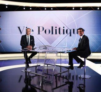 Manuel Valls était hier l'invité de 'Vie Politique'