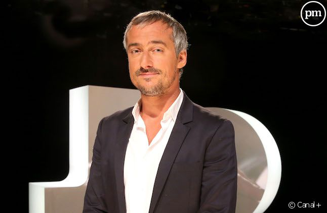 "Sébastien Thoen, animateur du ""Journal du Hard"""