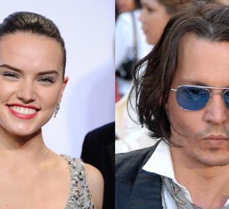 Daisy Ridley et Johnny Depp rejoignent le cast du 'Crime...
