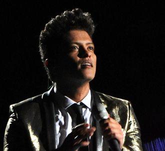 Bruno Mars annonce son retour avec '24K Magic'