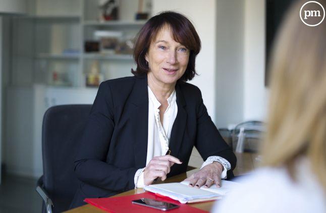 Bibiane Godfroid, Directrice générale déléguée en charge des contenus de Newen.