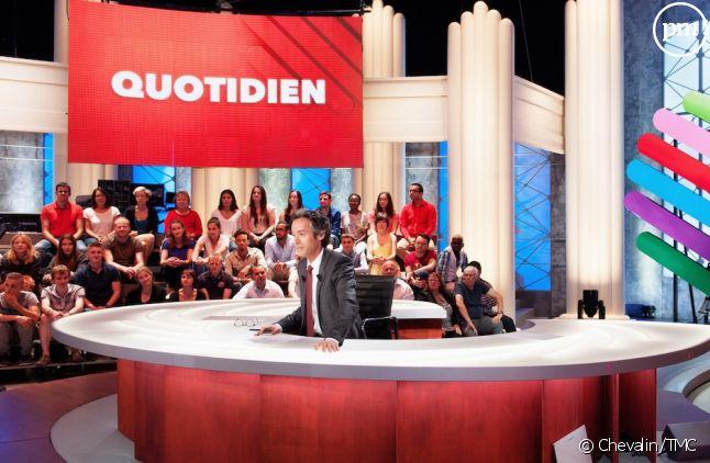 """Yann Barthès aux commandes de """"Quotidien"""""""