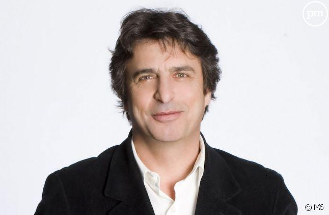 Vincent Régnier, le directeur des magazines d'information de M6