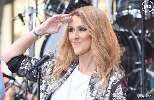 Céline Dion en tête du Top Albums français