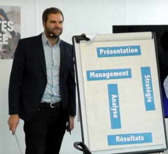 Eric et Quentin élabore la stratégie publicitaire de TF1