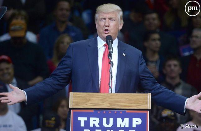 """Donald Trump inspire """"New York Unité spéciale"""""""