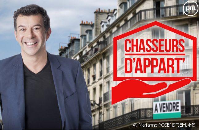 """Stéphane Plaza présente """"Chasseurs d'appart'"""""""