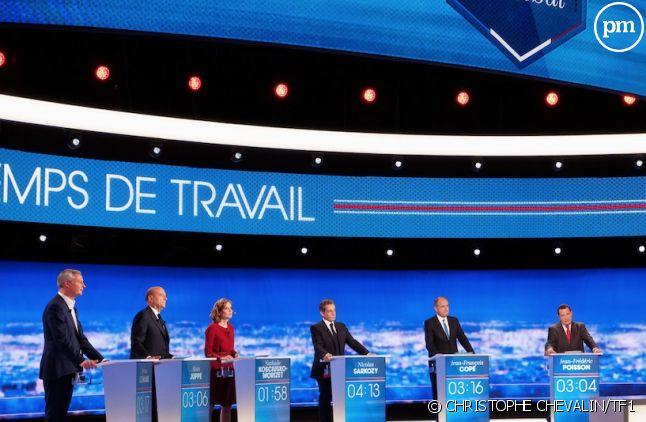 """""""La primaire, le débat"""""""