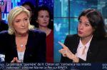 BFMTV : Un bug coupe le son d'une interview avec Marine Le Pen