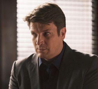 Nathan Fillion dans 'Castle'