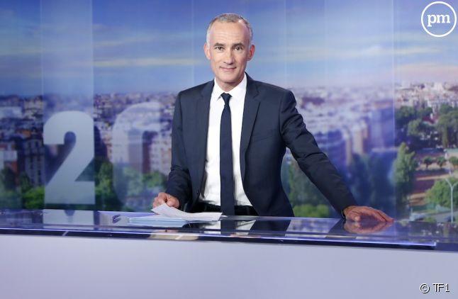 """Record de saison pour le """"20 Heures"""" de TF1"""