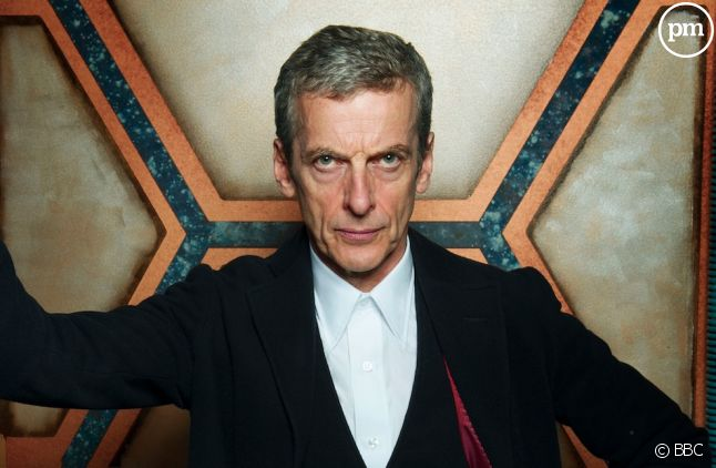 "Peter Capaldi quitte ""Doctor Who"""