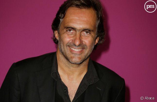 Emmanuel Chain, animateur et producteur.