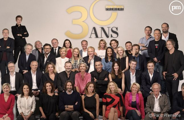 Paris Première fête ses 30 ans