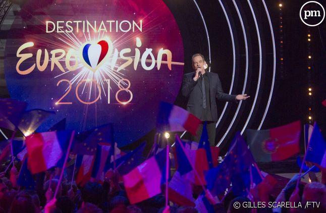 """Garou présentera cette nouvelle saison de """"Destination Eurovision"""""""