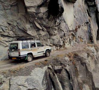 'Les routes de l'impossible' en Inde
