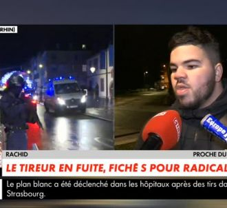 Le témoignage d'un faux proche du terroriste de Strasbourg.
