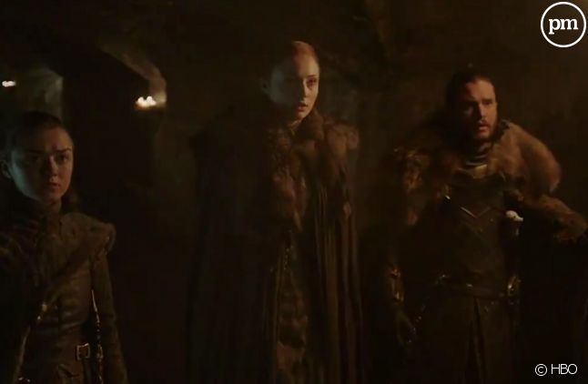 """""""Game of Thrones"""" saison 8 se dévoile dans un premier teaser"""