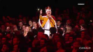 César 2019 : Kad Merad ouvre spectaculairement la cérémonie en Freddie Mercury