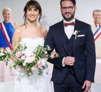 Nolwenn et Florian dans 'Mariés au premier regard'