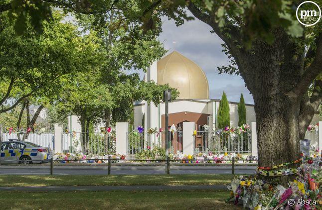 Une des mosquées de Christchurch