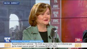 """Nathalie Loiseau (LREM) : """"Je ne suis pas Bilal Hassani"""""""