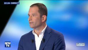 """""""Vous n'aimez pas les musulmans !"""" : Gros clash entre Benoît Hamon et Jordan Bardella sur BFMTV"""