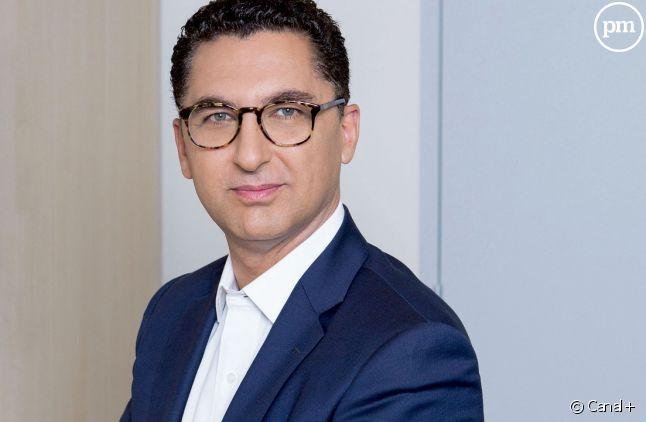 Maxime Saada président du directoire du groupe Canal+
