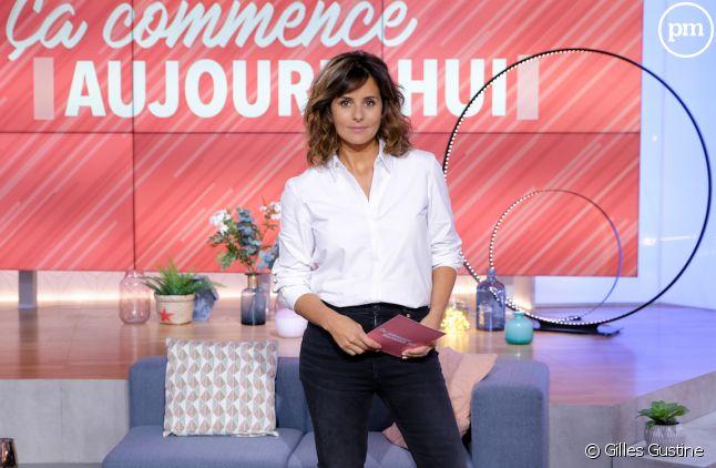Faustine Bollaert en interview sur puremedias.com
